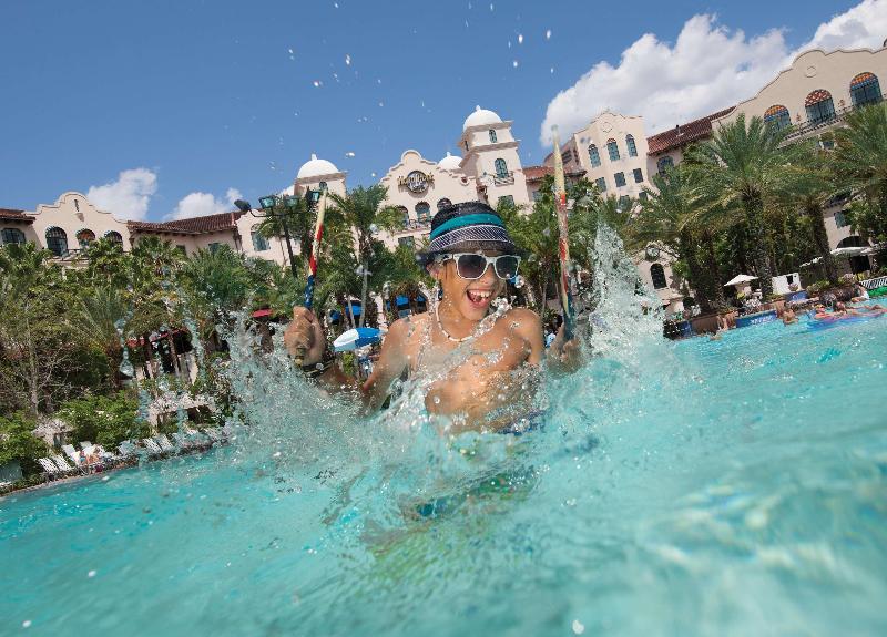 Hard Rock Hotel Universal Studios Orlando Foto 14