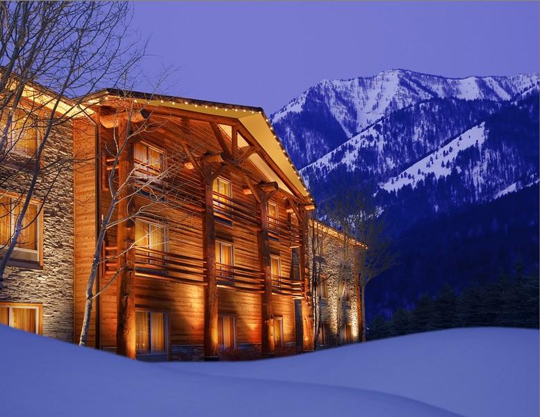 General view Lodge At Jackson Hole