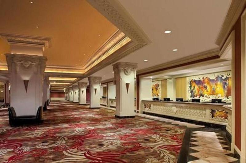 Lobby Circus Circus Hotel Casino & Theme Park