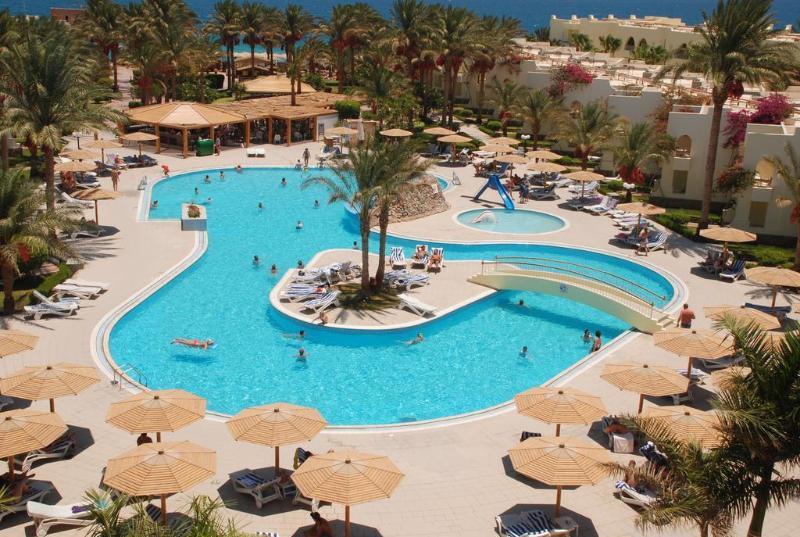 General view Eurotel Palm Beach Resort