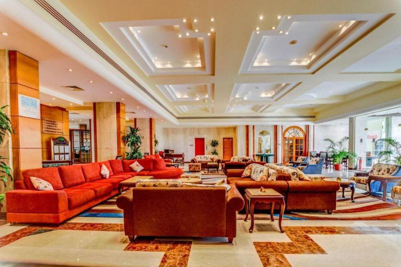 Lobby Eurotel Palm Beach Resort