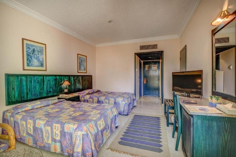 Room Eurotel Palm Beach Resort