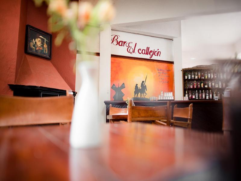 Foto del Hotel Mision Guanajuato del viaje mexico total