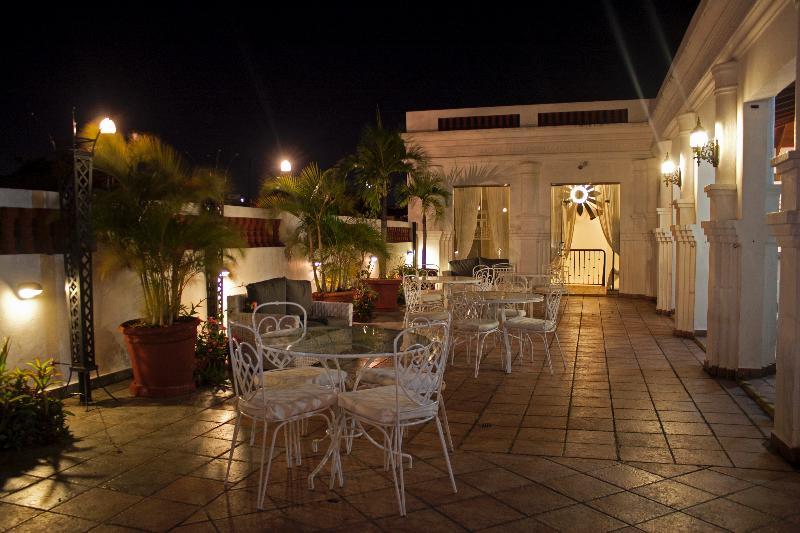 Terrace Antiguo Hotel Europa