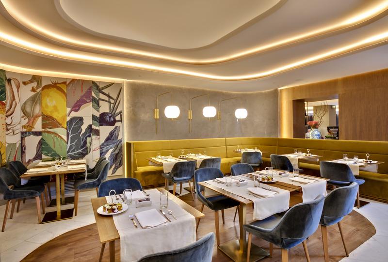 Restaurant Barcelo Emperatriz