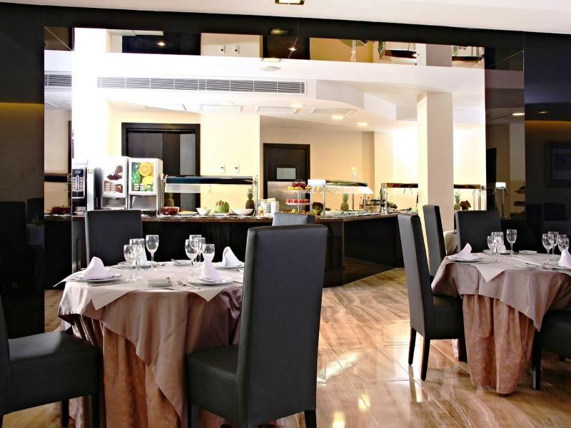 Restaurant Hotel Joan Miró Museum