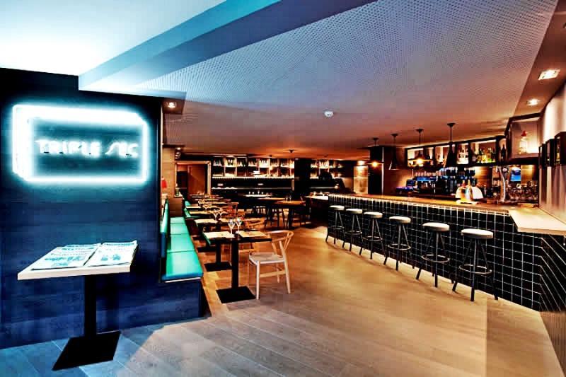 Bar Silken Concordia
