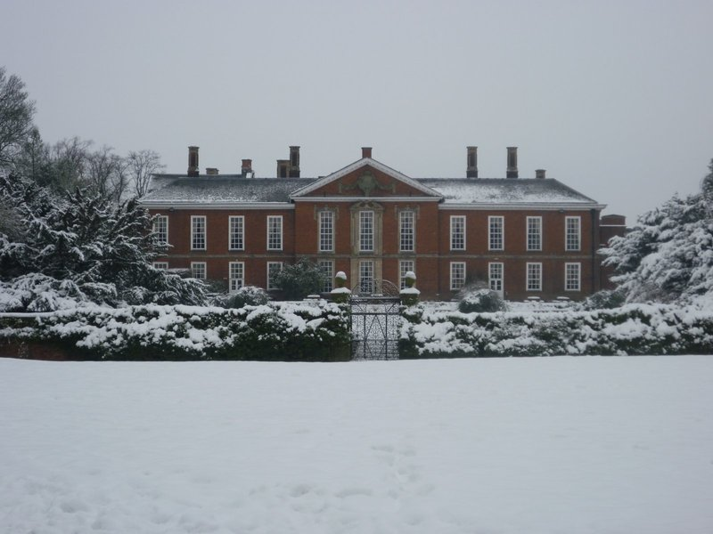 General view Bosworth Hall