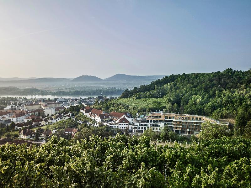 General view Steigenberger Hotel & Spa Krems