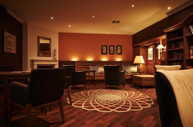 Lobby Steigenberger Hotel & Spa Krems