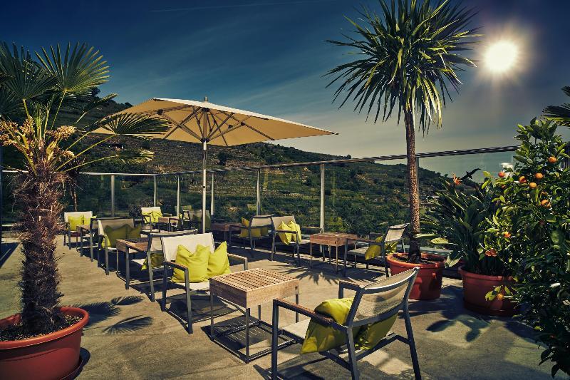 Terrace Steigenberger Hotel & Spa Krems