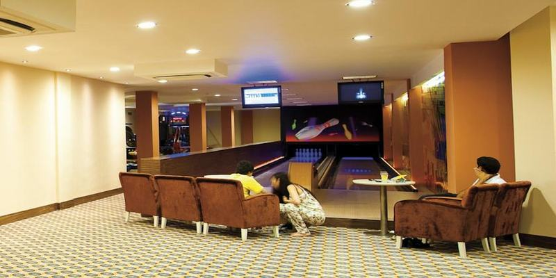 Lobby Side Star Resort