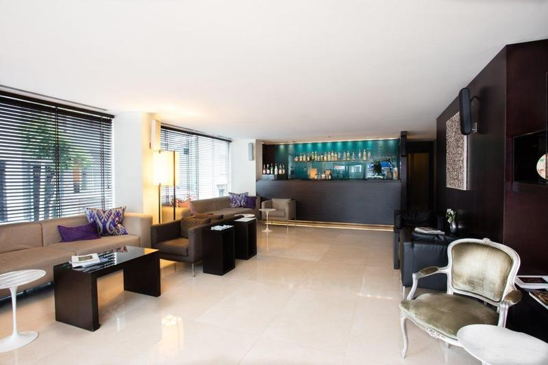 Lobby Bentley By Molton Hotels