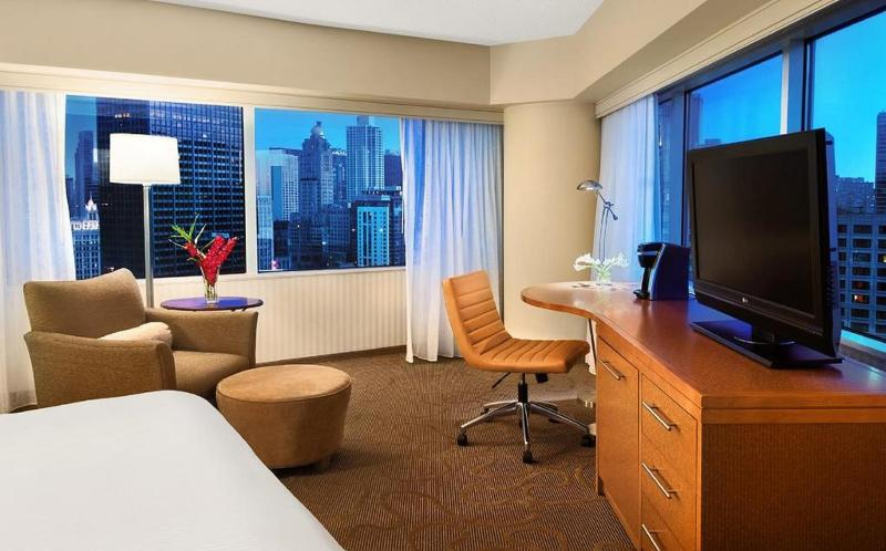 Room Swissotel Chicago