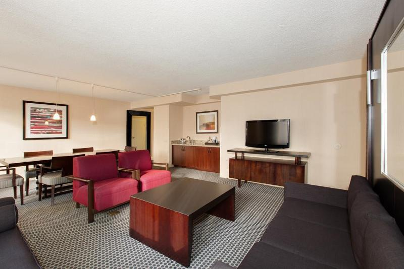 Room Doubletree Hotel Chicago Magnificent Mile