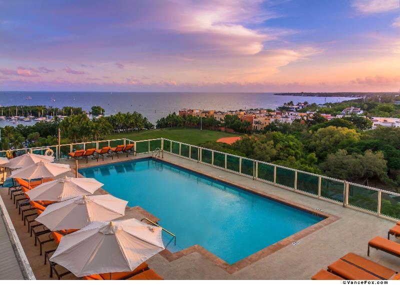 General view Sonesta Coconut Grove Miami
