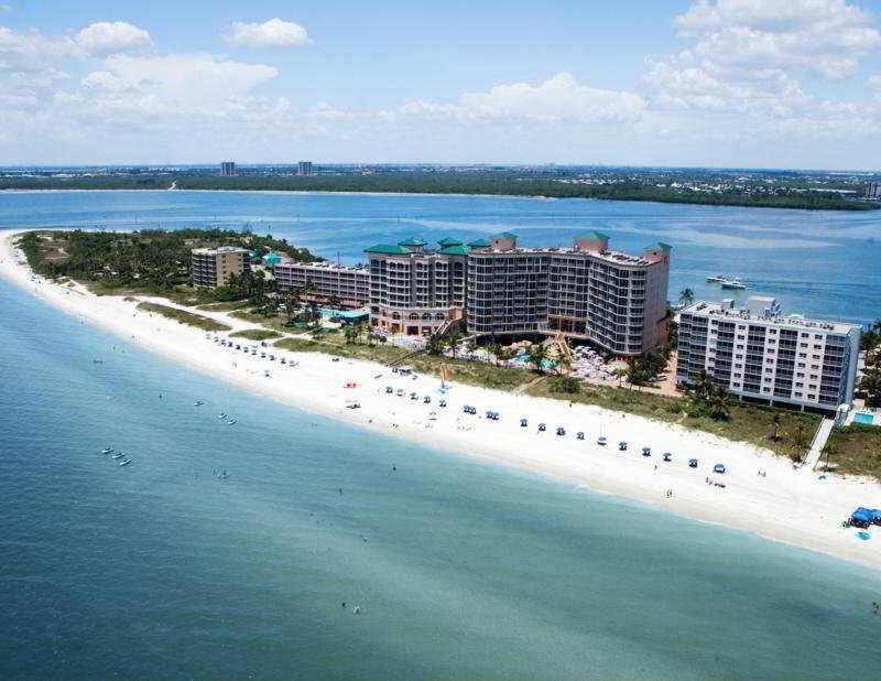 General view Pink Shell Beach Resort & Marina