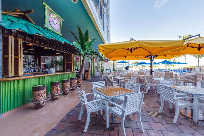 Bar Pink Shell Beach Resort & Marina