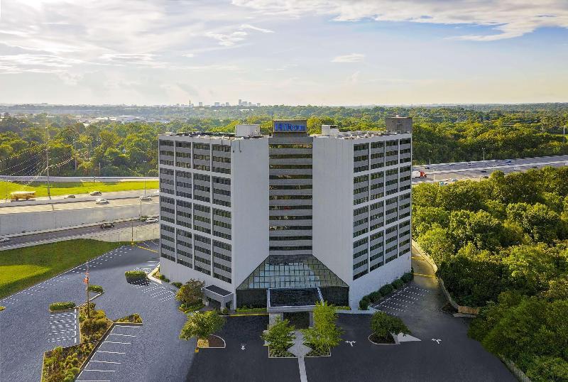 General view Hilton Nashville Airport