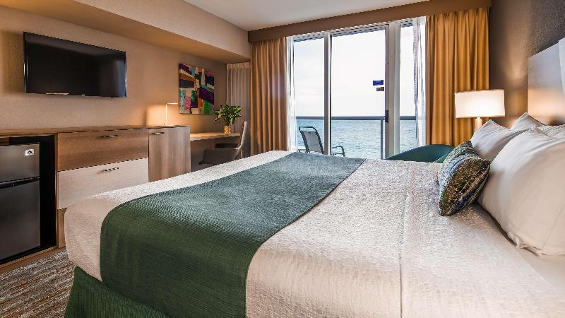 Room Best Western Plus Atlantic Beach Resort