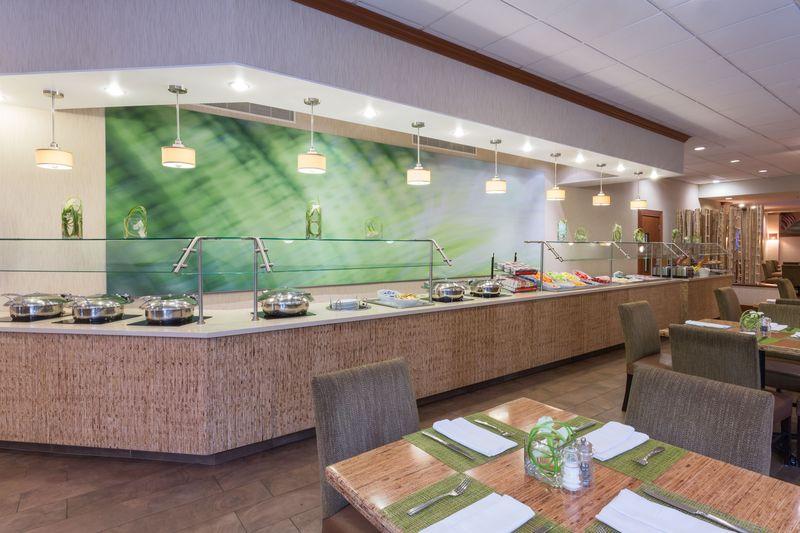 Restaurant Crowne Plaza Miami Airport