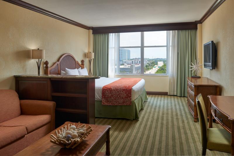Room Newport Beachside Hotel & Resort