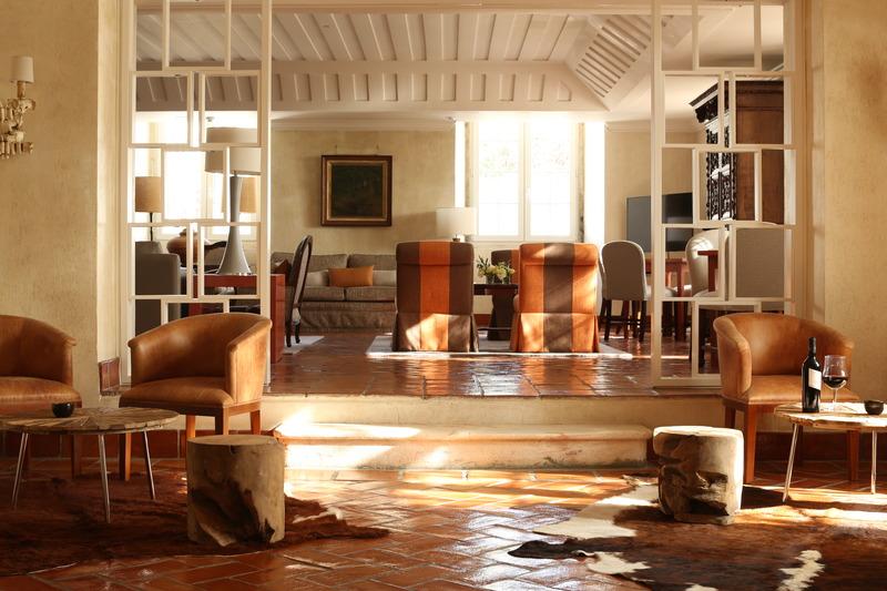 Lobby Pateo Dos Solares Charm Hotel