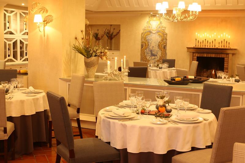 Restaurant Pateo Dos Solares Charm Hotel