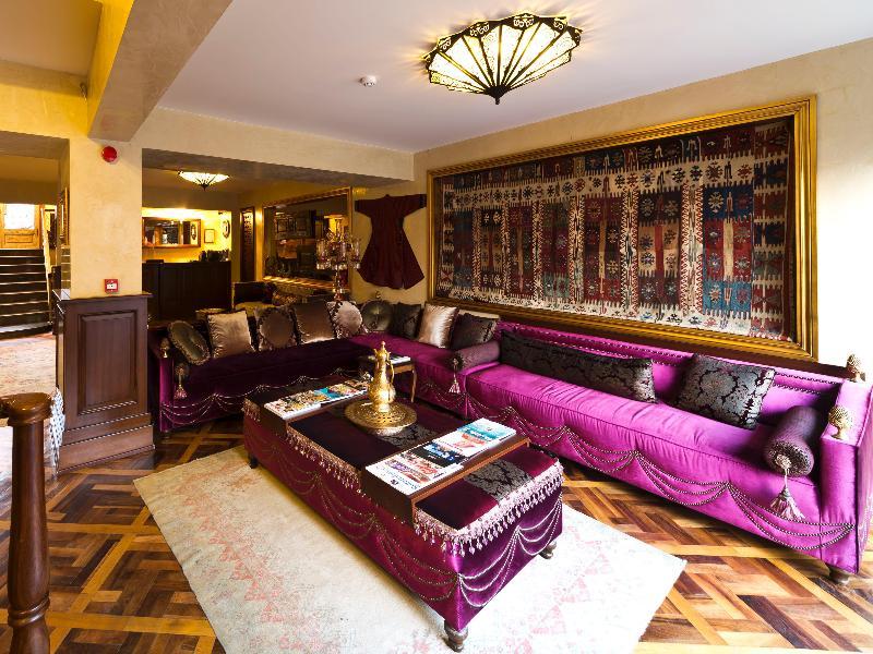 Lobby Sokullu Pasa Hotel