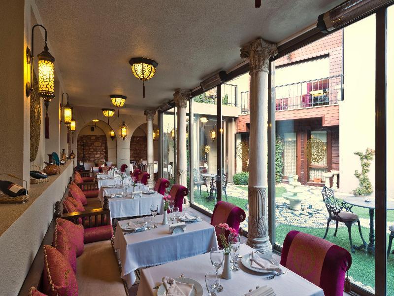 Restaurant Sokullu Pasa Hotel