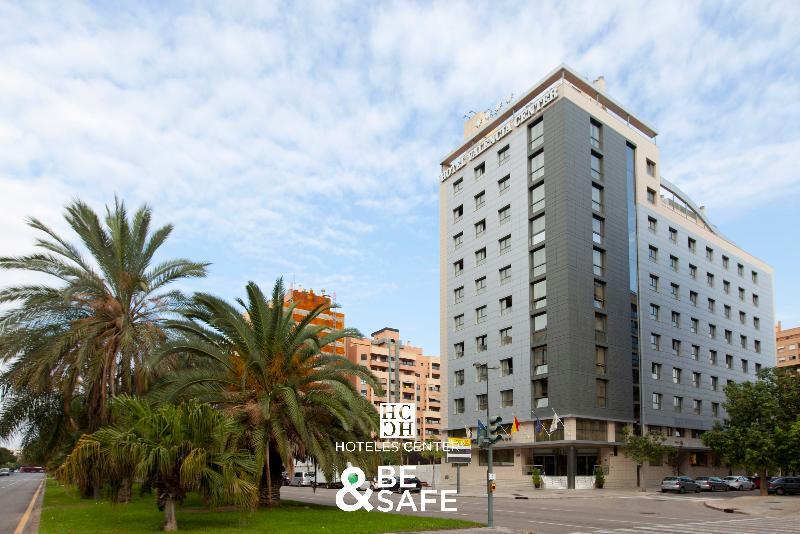 imagen de hotel Hotel Valencia Center