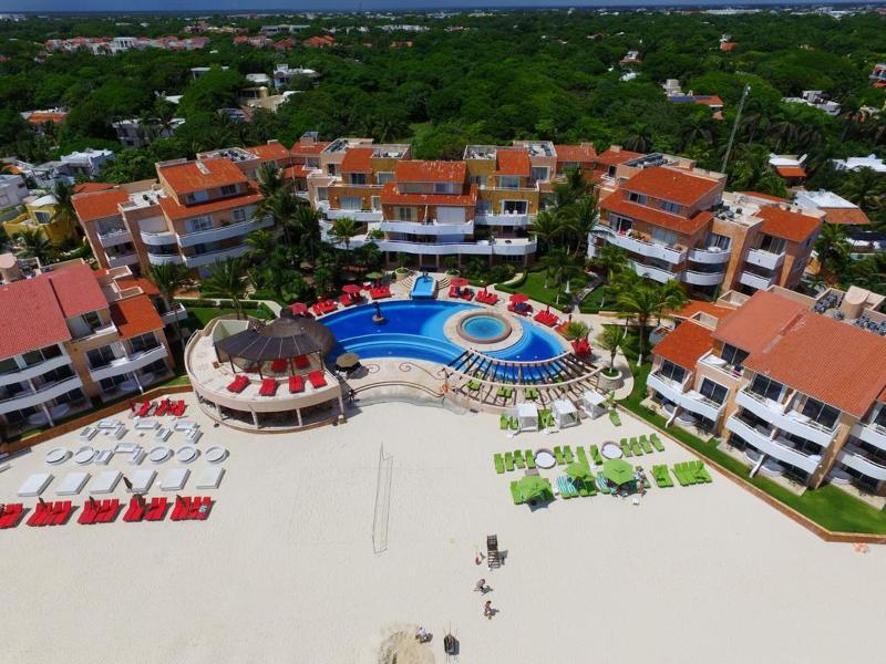 Sunset Fishermen Beach Resort Playa Del Carmen