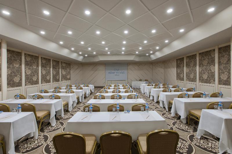 Conferences Elite World Prestige