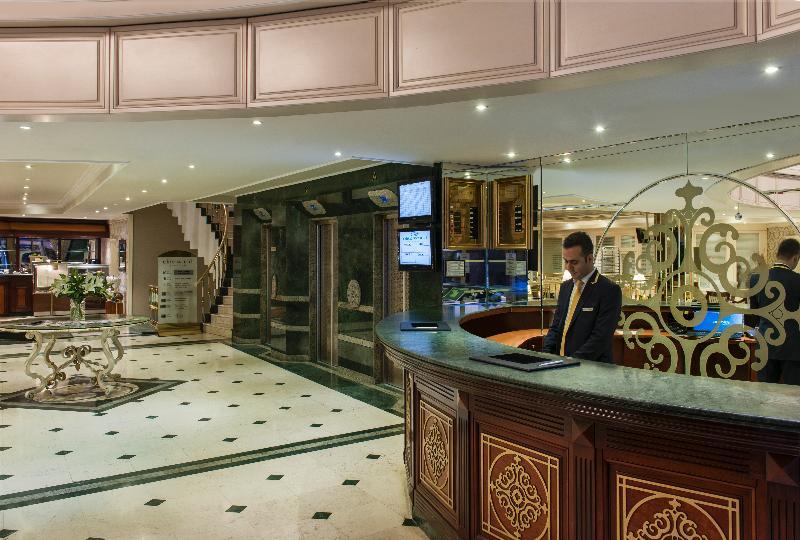 Lobby Elite World Prestige