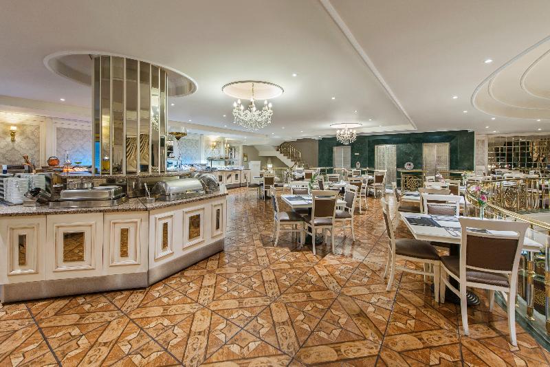 Restaurant Elite World Prestige