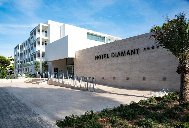 General view Diamant Hotel