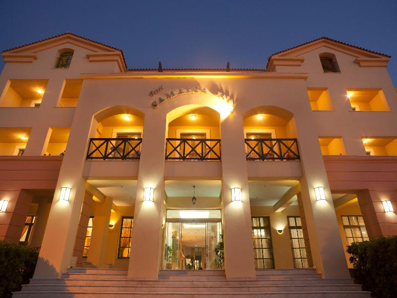 General view Samaina Inn Hotel
