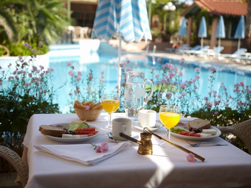 Restaurant Samaina Inn Hotel