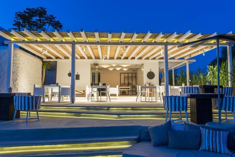 Restaurant Ostraco Luxury Suites