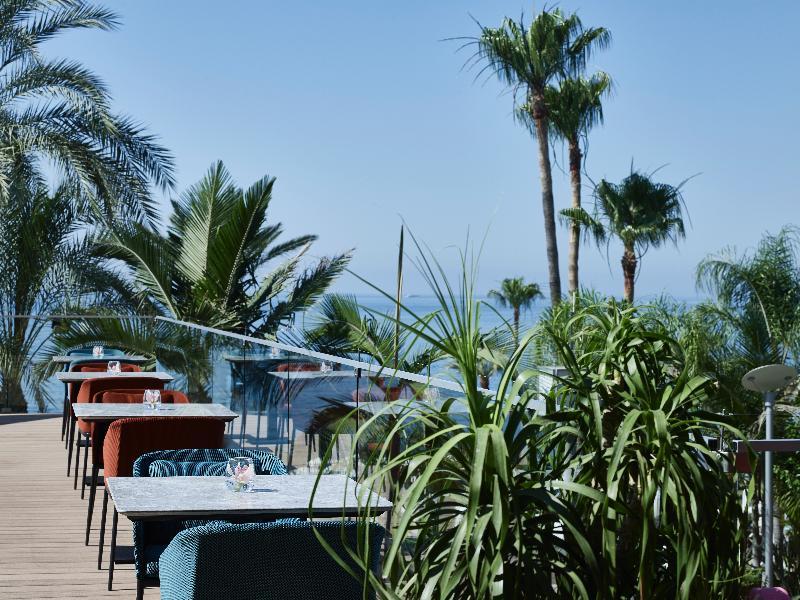 Bar Amathus Beach Hotel Limassol