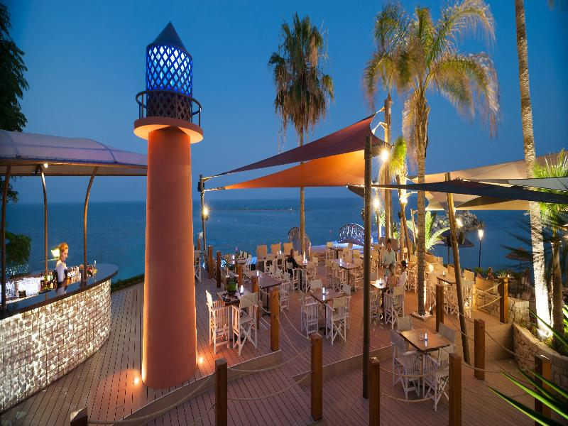 Restaurant Amathus Beach Hotel Limassol