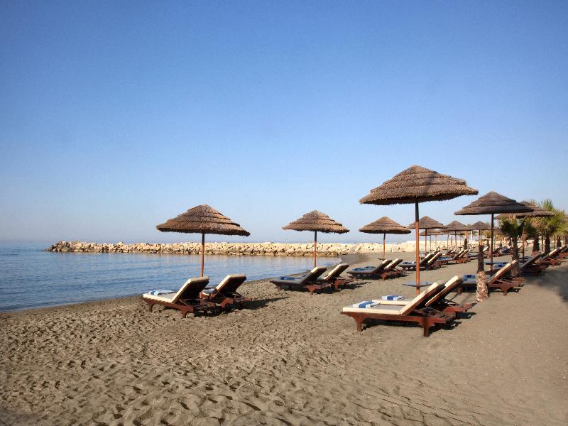 Beach Amathus Beach Hotel Limassol