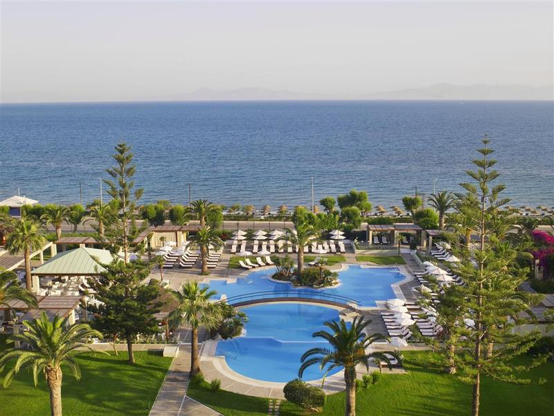 General view Sheraton Rhodes Resort