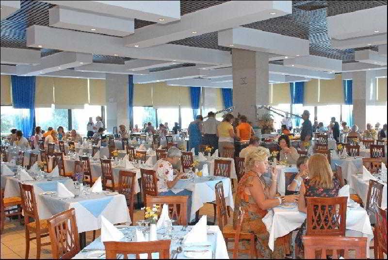 Restaurant Atlantica Nissaki Beach
