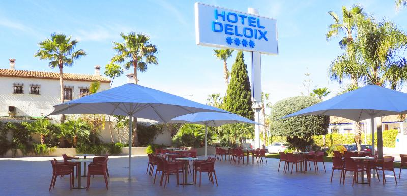 Hotel Deloix Aqua Center In Benidorm Alicante Province Spain