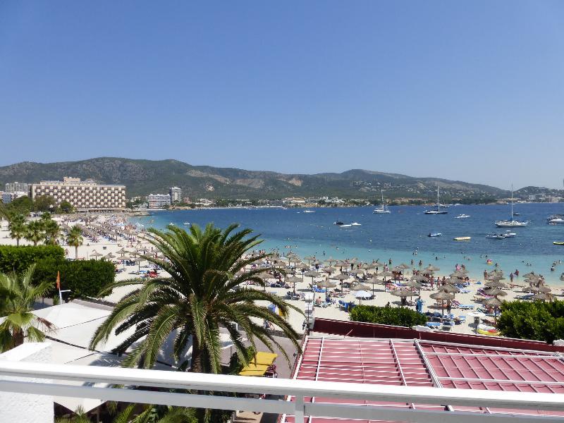 Apartamentos Balear Beach - Terrace - 11