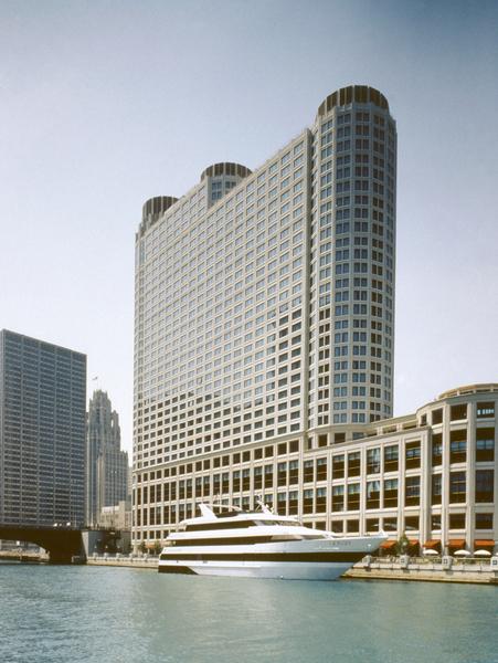 General view Sheraton Grand Chicago