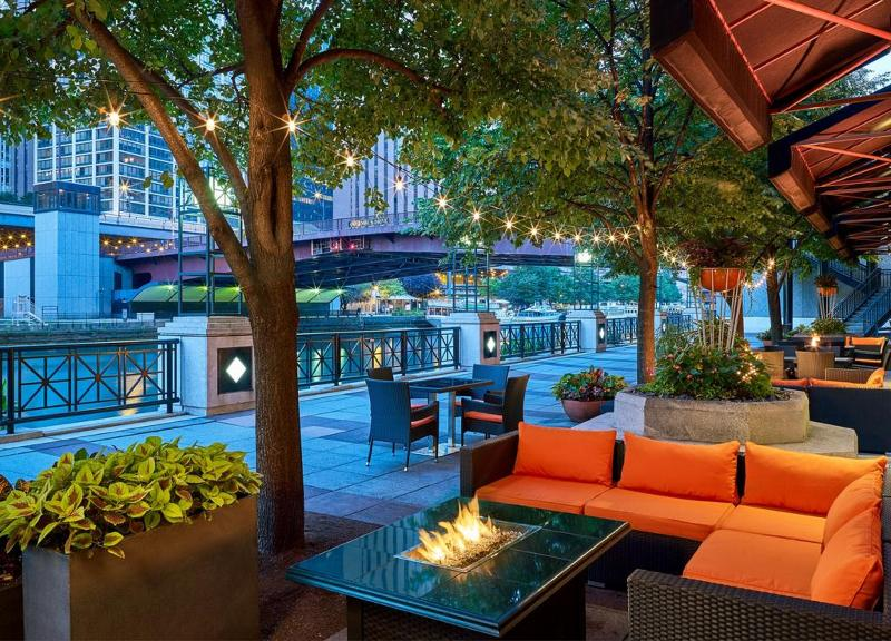 Restaurant Sheraton Grand Chicago