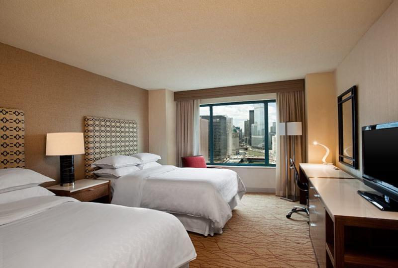 Room Sheraton Grand Chicago