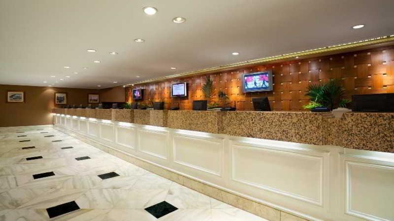 Lobby Flamingo Las Vegas